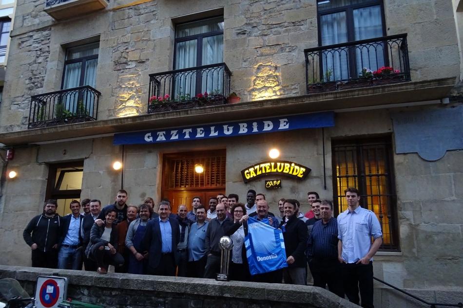 Sociedad Gaztelubide